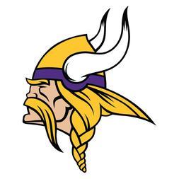 Minnesota Vikings Decal Indoor - Outdoor - Car-  Truck - Win