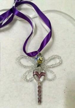 minnesota vikings dragonfly ornament nfl car auto