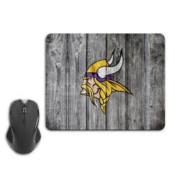 minnesota vikings football computer mouse pad mat