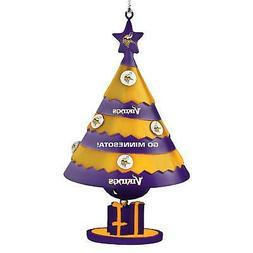 Minnesota Vikings Football Team Logo NFL Holiday Christmas T