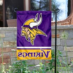 Minnesota Vikings Garden Flag and Yard Banner