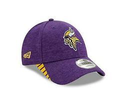 minnesota vikings hat visor trim adjustable cap