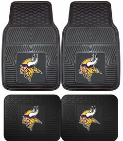 minnesota vikings heavy duty vinyl car truck
