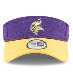 minnesota vikings home sideline visor hat free