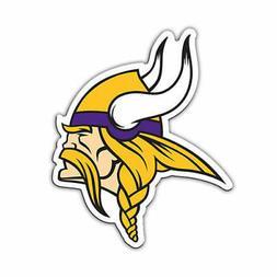 Minnesota Vikings Logo Car or Truck Large Magnet