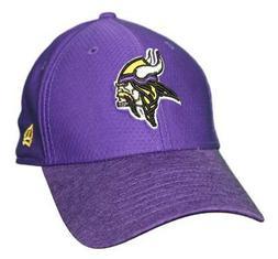 """Minnesota Vikings New Era NFL 39THIRTY """"Popped Shadow"""" Flex"""