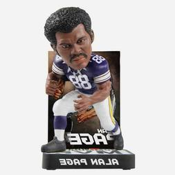 Minnesota Vikings NFL ALAN PAGE #88 COMMUNITY MVP AWARD BOBB