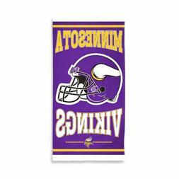 Wincraft Minnesota Vikings NFL Beach Towel
