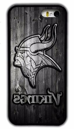 MINNESOTA VIKINGS NFL RUBBER PHONE CASE FOR IPHONE XS MAX XR
