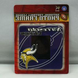 Minnesota Vikings Photo Frame Magnetic Football Locker Fridg