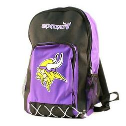 minnesota vikings premium backpack heavy duty echo