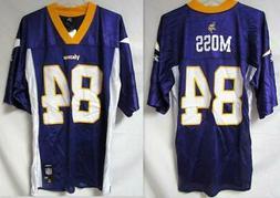 Minnesota Vikings Randy Moss #84 Jersey Sizes M L XL or 2XL