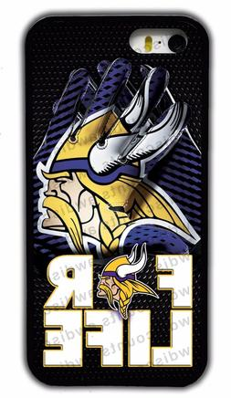 MINNESOTA VIKINGS PHONE CASE COVER FOR IPHONE XS 11 MAX PRO