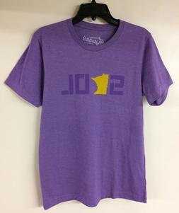 Minnesota Vikings SKOL Vikes SotaStick Football NFL T-Shirt