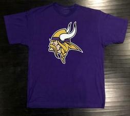 minnesota vikings t shirt graphic cotton logo