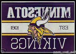 minnesota vikings vintage team logo football nfl
