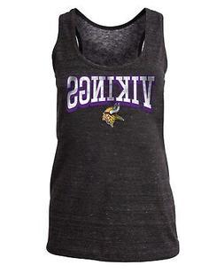"Minnesota Vikings Women's New Era NFL ""Downfield"" Racerback"