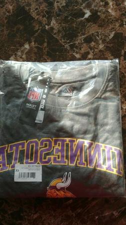 NFL Minnesota Vikings Men's Majestic Heart & Soul III T-Shi