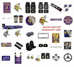 new nfl minnesota vikings pick your gear