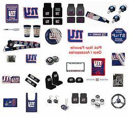 New NFL New York Giants Pick Your Gear / Car Truck Accessori