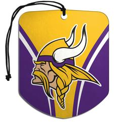 Team ProMark NFL Minnesota Vikings 2-Pack Air Freshener 2-4