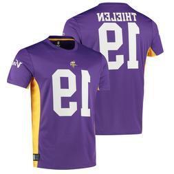 NFL Minnesota Vikings Adam Thielen 19 Jersey Shirt Polymesh