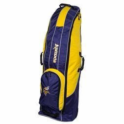 Team Golf NFL Minnesota Vikings Travel Golf Bag, High-Impact