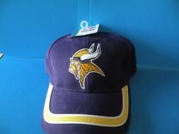 nfl minnesota vikings baseball cap adult adjustable