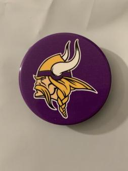 nfl minnesota vikings cell phone popgrip swappable