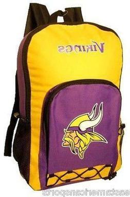 NFL Minnesota Vikings Echo Backpack Back pack