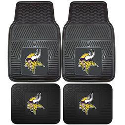 NFL Minnesota Vikings Car Truck Rubber Vinyl Heavy Duty All