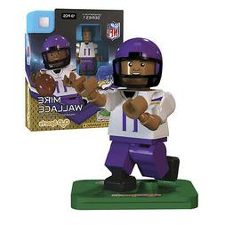 NFL Minnesota Vikings Mike Wallace G3S1 OYO Mini Figure NEW