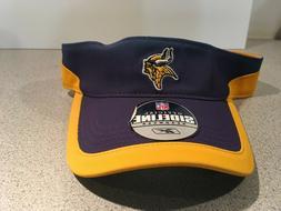NFL Minnesota Vikings Reebok Sideline Visor