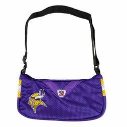 NFL Minnesota Vikings Team Jersey Purse