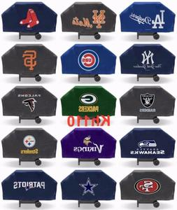 NFL,MLB Team Barbeque BBQ Grill Cover-Pick your Team