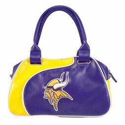 NFL PERF-ect Bowler Tote Bag, Minnesota Vikings