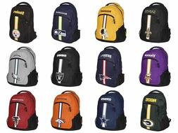 nfl team action backpack pick your team