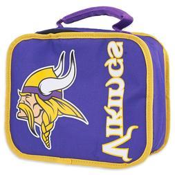 Northwest NFL Football Lunchbox Minnesota Vikings Insulated