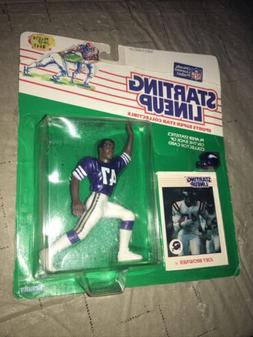 On Card Rare 1988 Kenner Starting Lineup Joey Browner Minnes